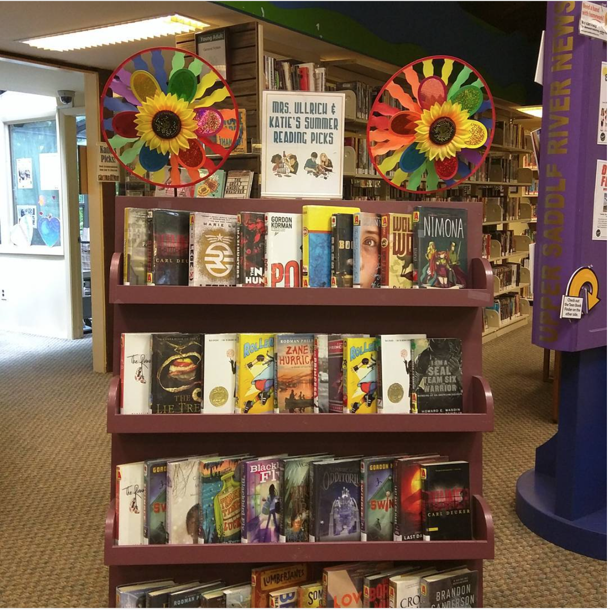 Good Reads – Page 2 – Upper Saddle River Library